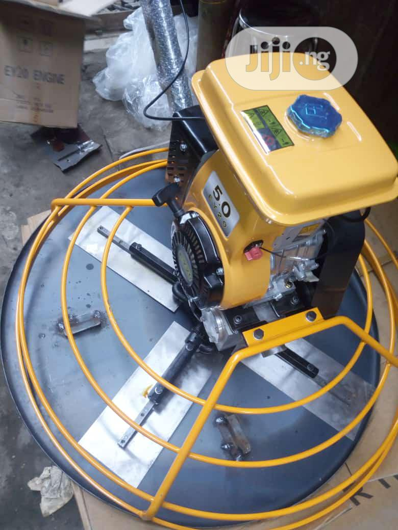 Power Trowel With Robin Engine | Electrical Hand Tools for sale in Amuwo-Odofin, Lagos State, Nigeria