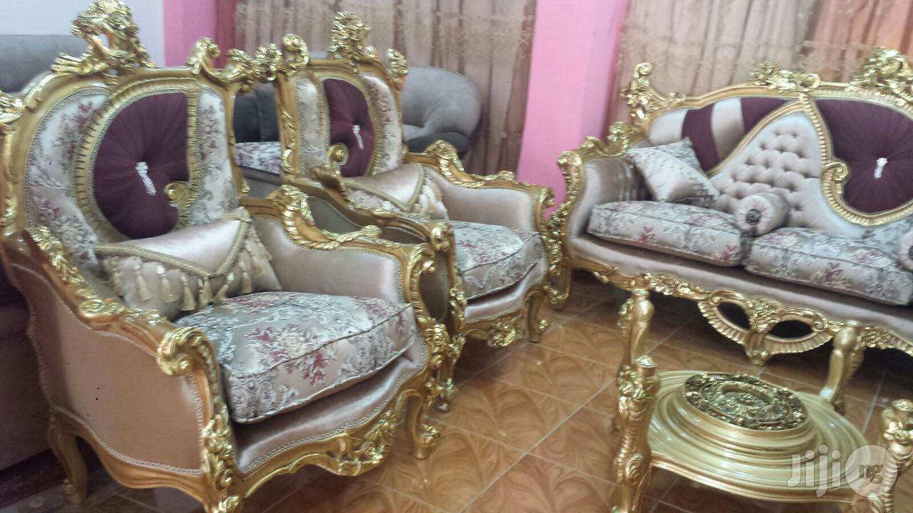 Italian Hand Made Royal Antic Sofa