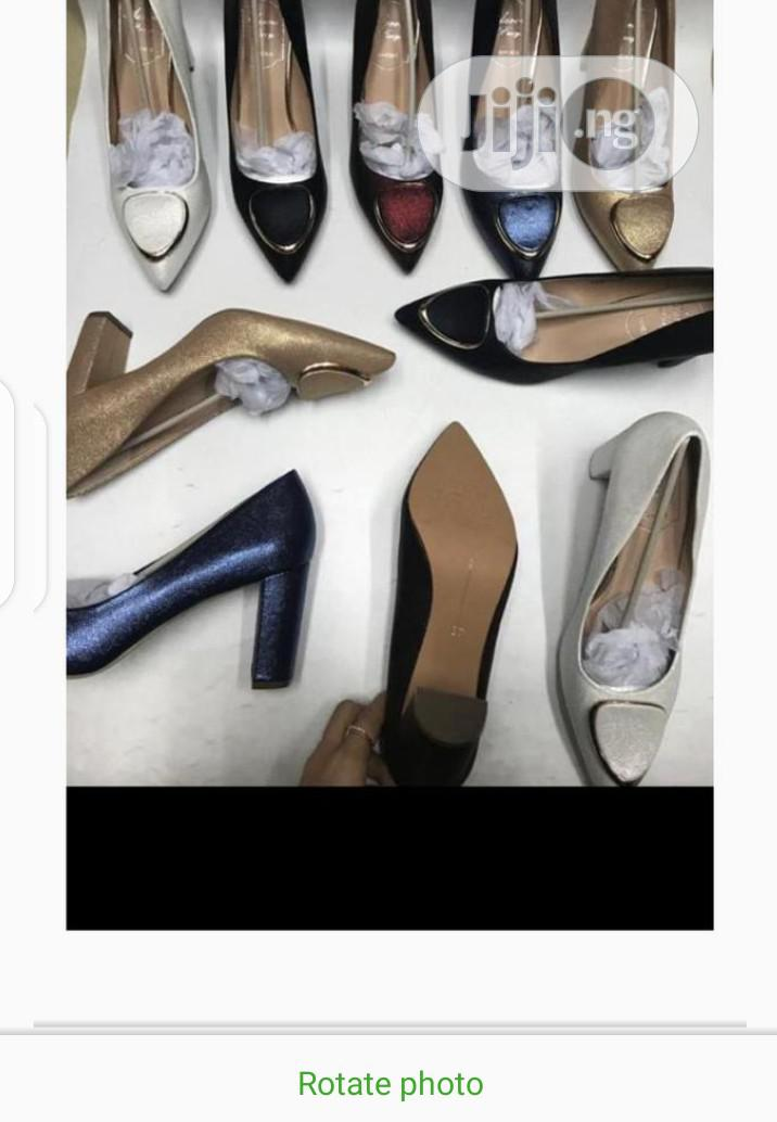 New Quality Female Heel Cover Shoes | Shoes for sale in Victoria Island, Lagos State, Nigeria