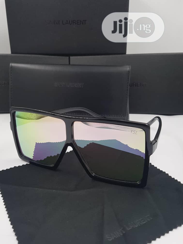 Saint Laurent Shadow Women's Sunglasses | Clothing Accessories for sale in Lagos Island, Lagos State, Nigeria