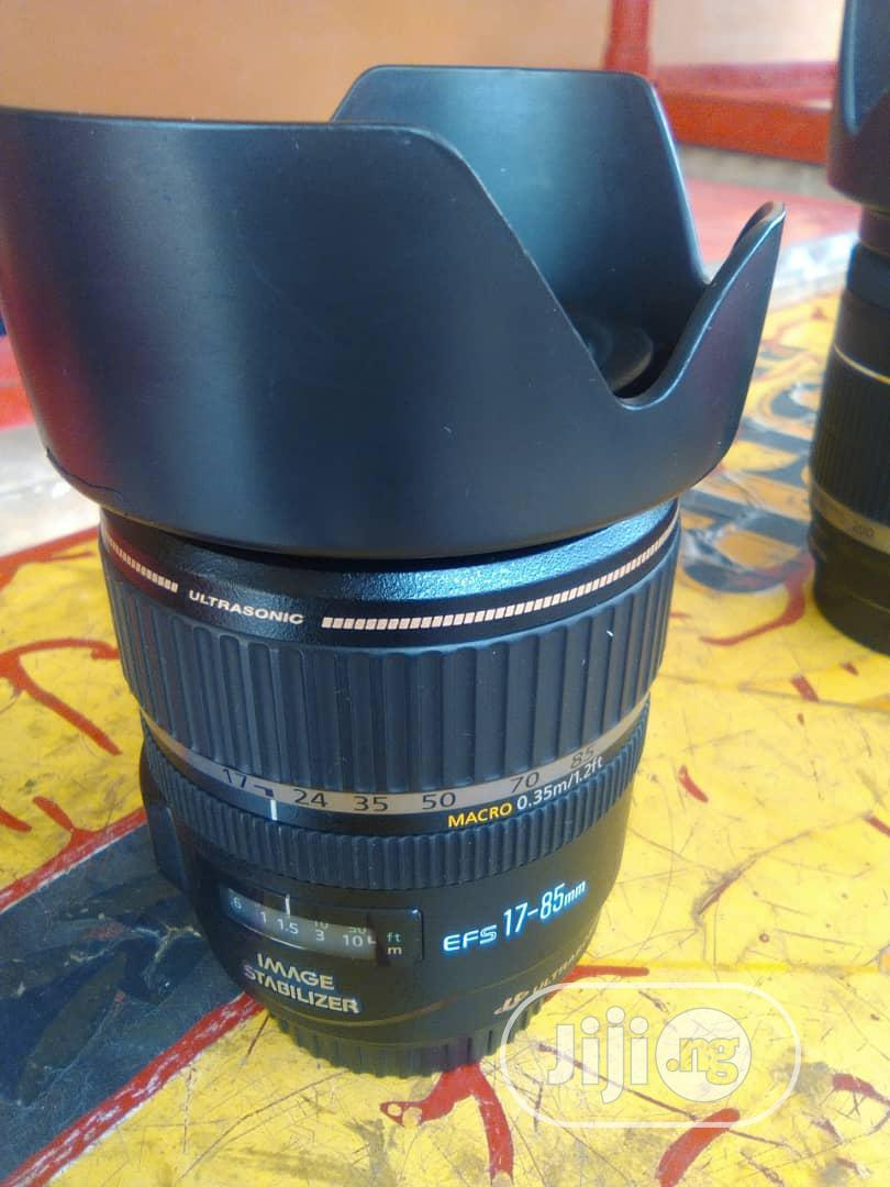 Canon 17-85mm Lens | Accessories & Supplies for Electronics for sale in Alimosho, Lagos State, Nigeria
