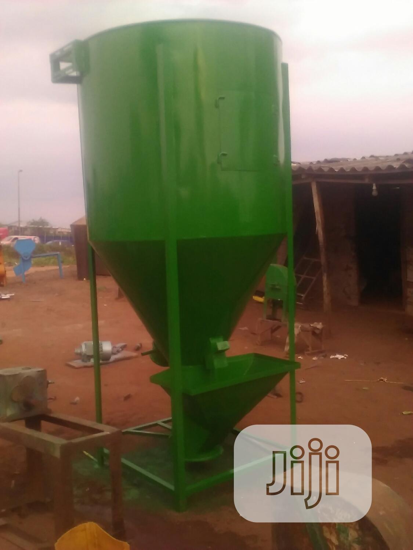 Constructed Mixer