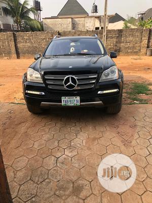 Mercedes-Benz GL Class 2012 GL 550 Black | Cars for sale in Lagos State, Amuwo-Odofin