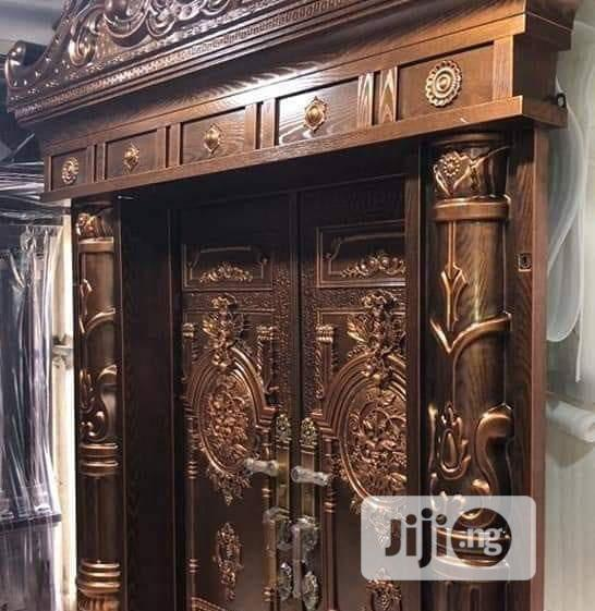Royal Villar Copper Doors
