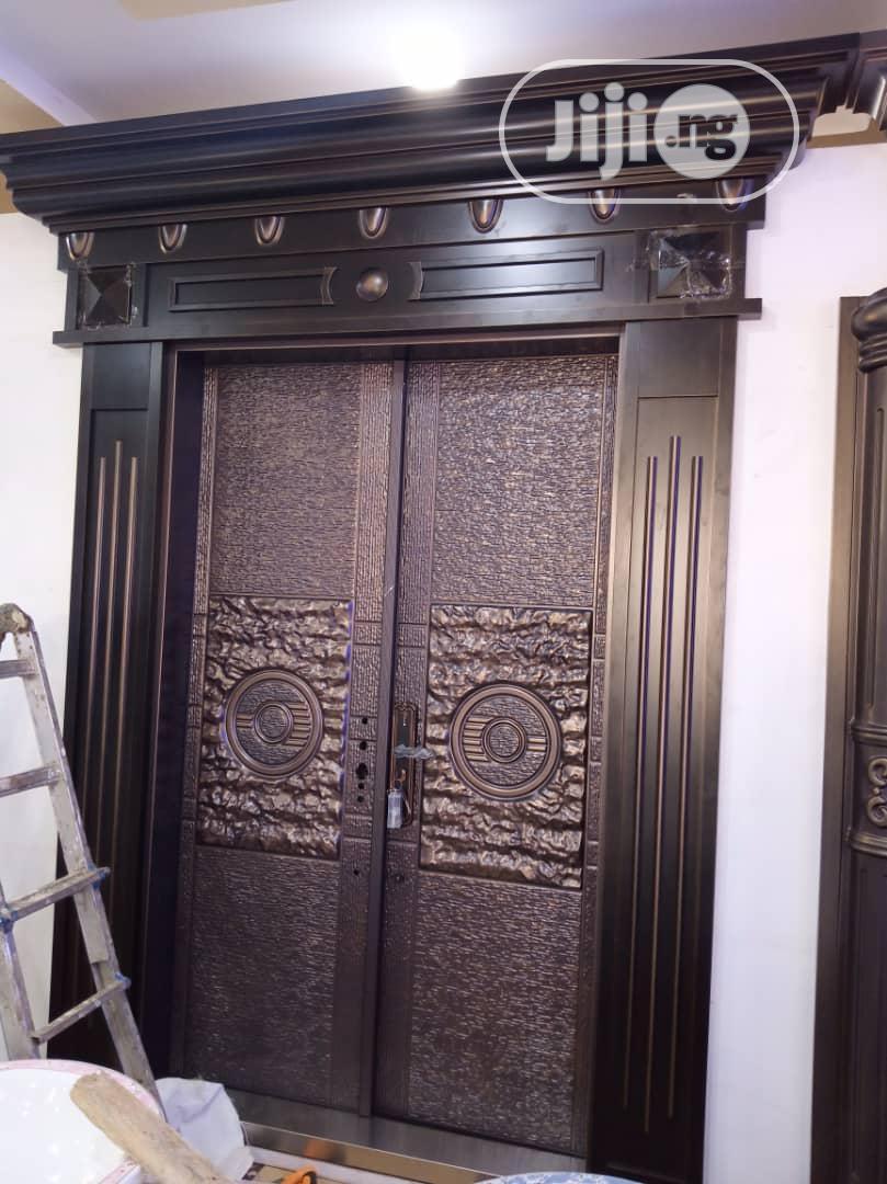 Royal Villar Copper Doors | Doors for sale in Orile, Lagos State, Nigeria