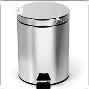 Quality Stainless Steel Pearl Waste Bin 5LTR | Home Accessories for sale in Lagos State, Lagos Island (Eko)