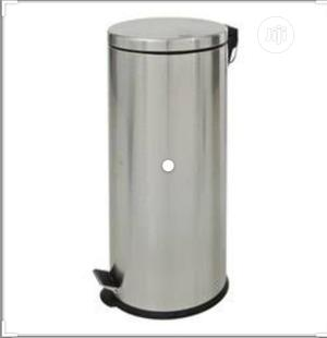 Quality Stainless Steel Waste Bin Pearl 30LTR | Home Accessories for sale in Lagos State, Lagos Island (Eko)