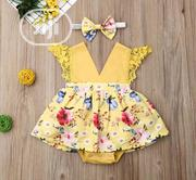 Floral Outfit | Children's Clothing for sale in Lagos State, Amuwo-Odofin