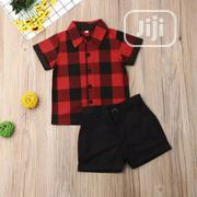 2pcs Short N Shirt | Children's Clothing for sale in Lagos State, Amuwo-Odofin