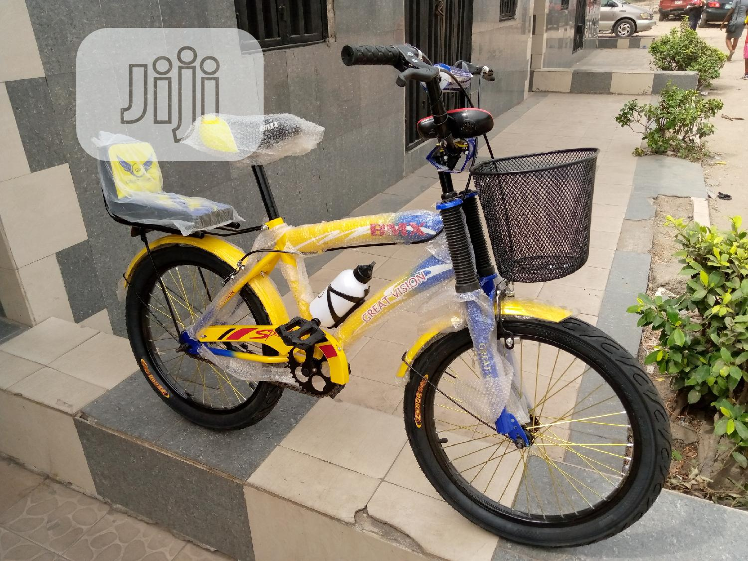 GV Children Bicycle 20 Inches