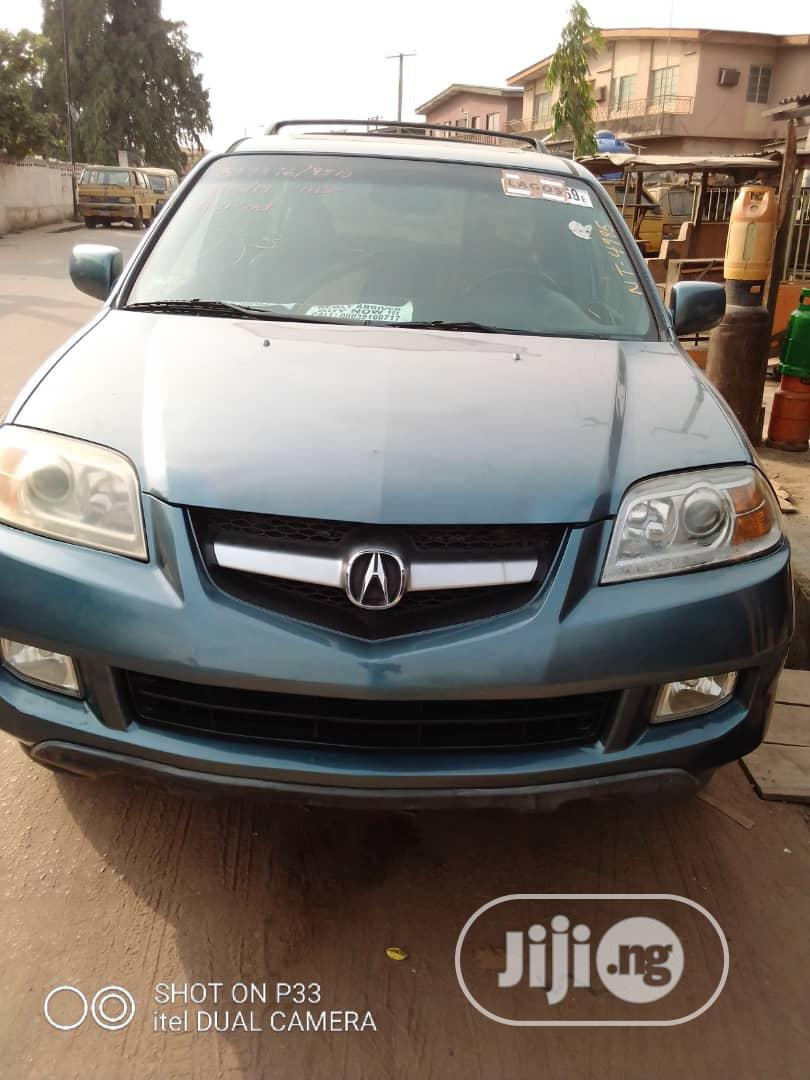 Acura Mdx 2005 Blue In Alimosho Cars Uche Ukazu Jiji Ng For Sale In Alimosho Buy Cars From Uche Ukazu On Jiji Ng
