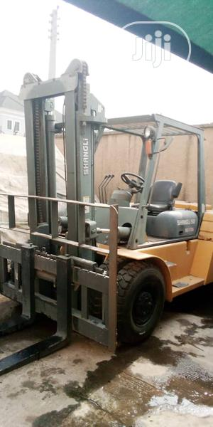 Shangi Forklifts 5 Tonnes   Heavy Equipment for sale in Lagos State, Ikeja