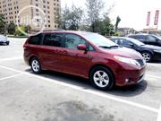 Toyota Sienna 2013 LE FWD 8-Passenger Red | Cars for sale in Lagos State, Amuwo-Odofin
