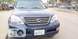 Lexus GX 2008 470 Blue | Cars for sale in Lagos State
