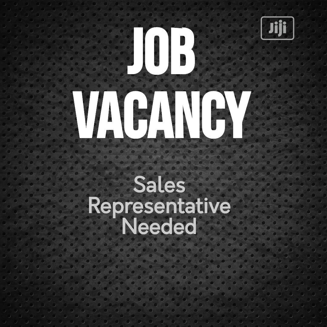 Archive: Sales Representative // Ighomall Online Stores LTD