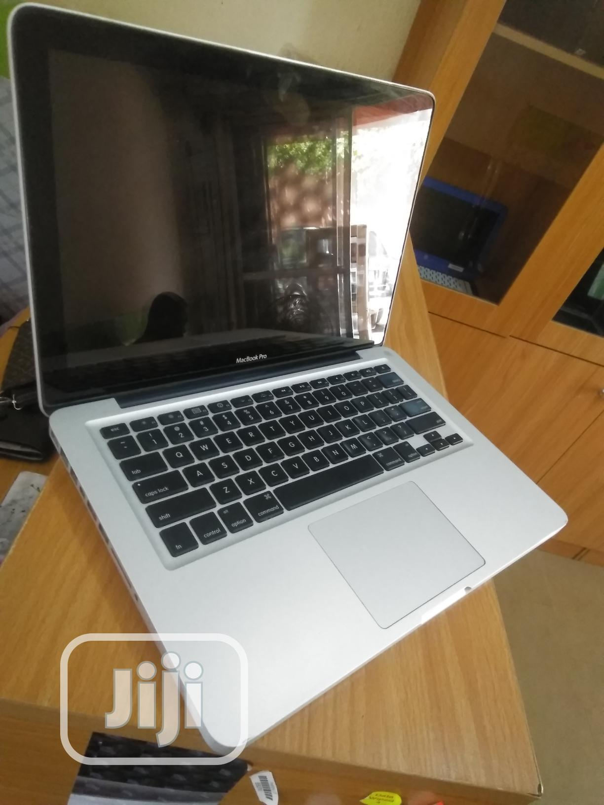 Laptop Apple MacBook Pro 4GB Intel Core I5 HDD 500GB   Laptops & Computers for sale in Maitama, Abuja (FCT) State, Nigeria