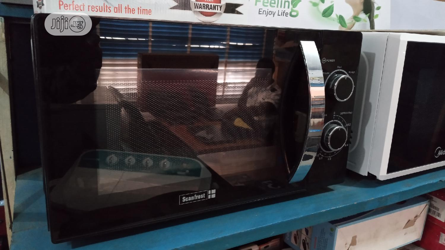 Scanfrost Microwave Oven SFMWO20CM