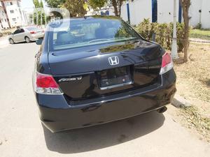 Honda Accord 2008 2.4 EX Black   Cars for sale in Abuja (FCT) State, Garki 1