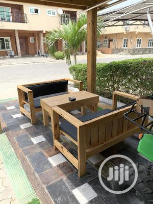 4 Seater Lounge Bench Set | Furniture for sale in Lagos State, Ajah