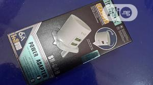 Original Infinix 6A Charger Power Adapter 1 + 2 USB | Computer Accessories  for sale in Lagos State, Alimosho