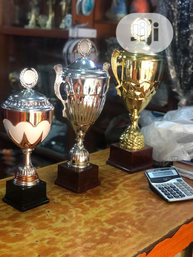 Set Of Gold Award