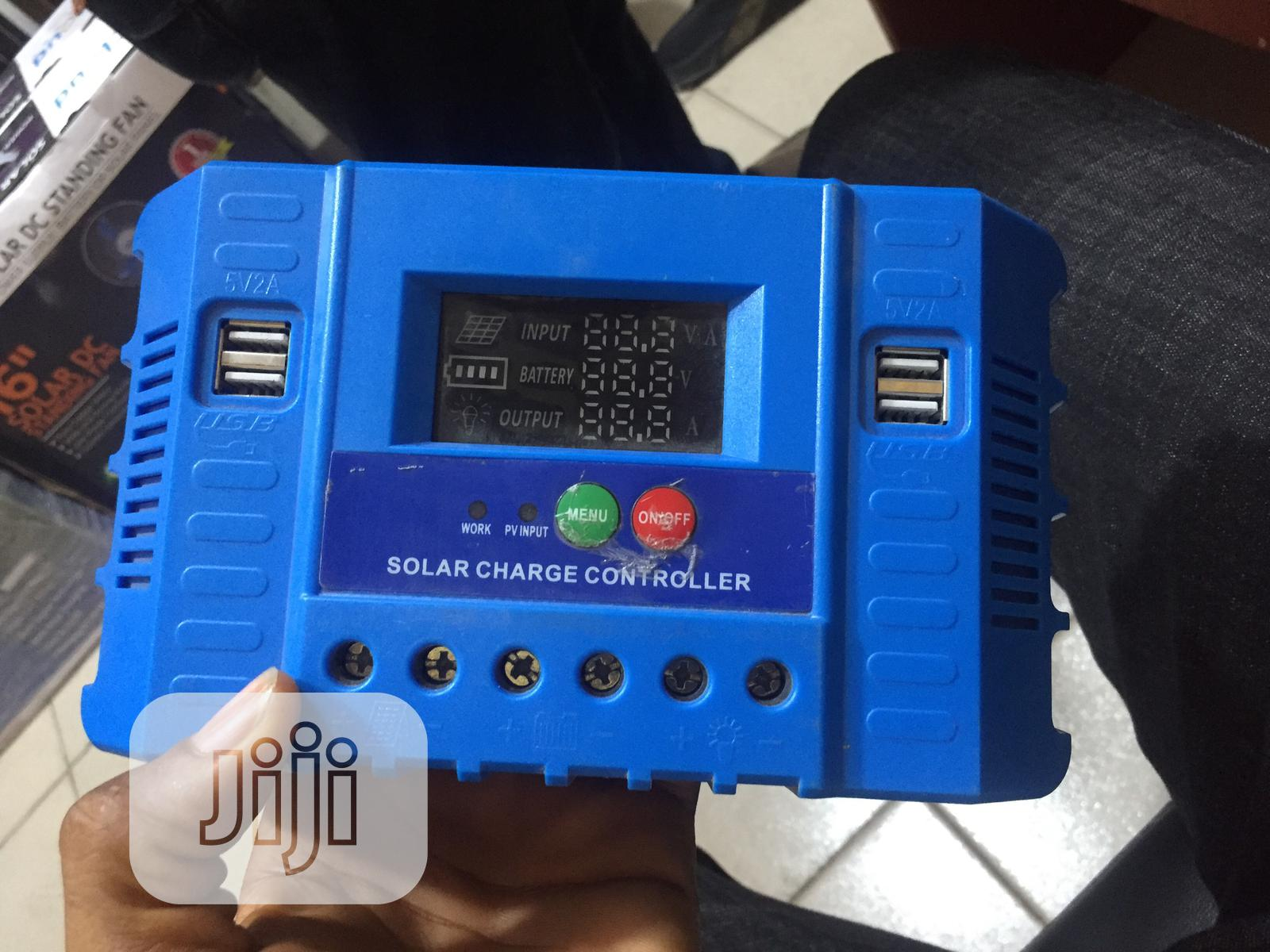 Archive: 60A 12 24 48v Charger Controller With Warranty