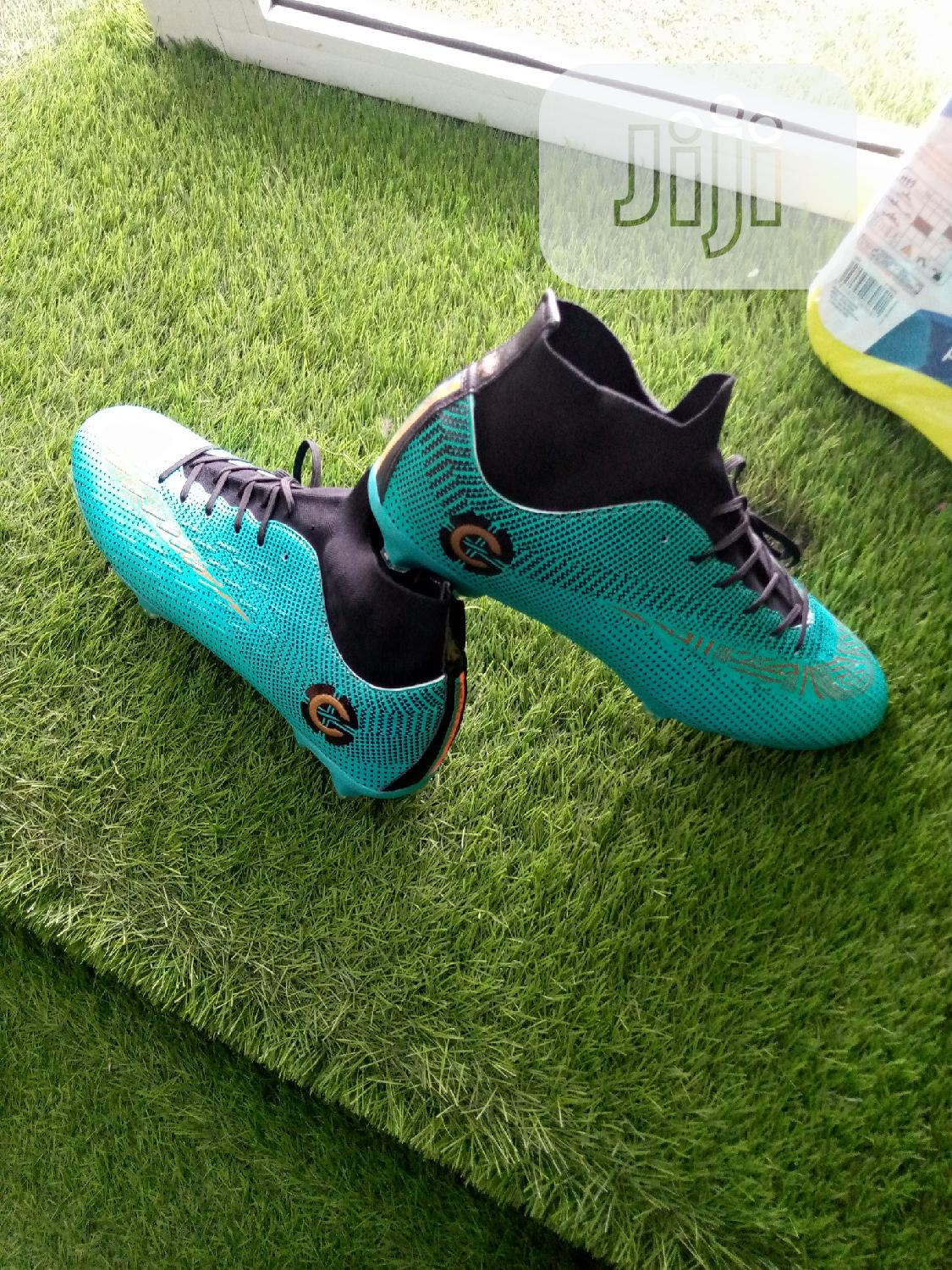 Archive: Football Boot.