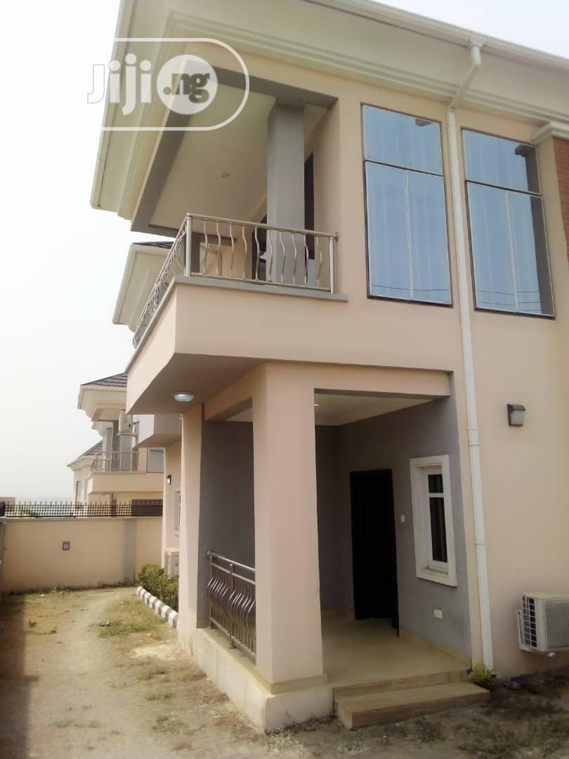 Newly Built 4 Bedroom Duplex & BQ At Alalubosa GRA Ibadan