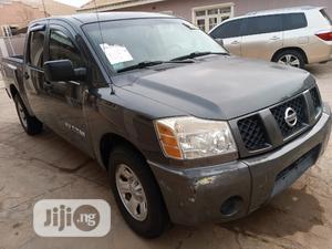 Nissan Titan 2006 Crew Cab Gray | Cars for sale in Oyo State, Ibadan