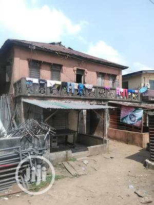 Fairly Old Commercial Storey Building At Dopemu Cement For Sale.   Commercial Property For Sale for sale in Lagos State, Agege
