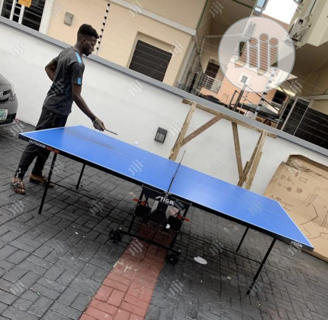 German Table Tennis Board ( Stiga)