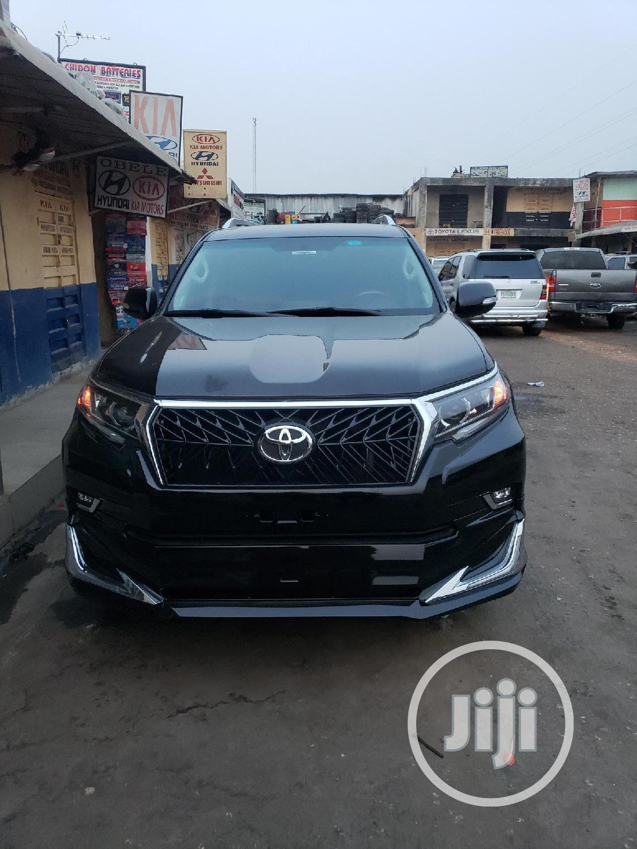 Upgrade Your Toyota Prado 2010 to 2019