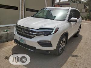 Honda Pilot 2016 White   Cars for sale in Lagos State, Gbagada