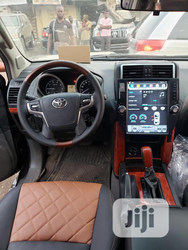 Toyota Prado 2018 Android System