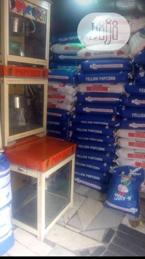 We Sell Popcorn Machine And Corn | Restaurant & Catering Equipment for sale in Lagos State, Lagos Island (Eko)