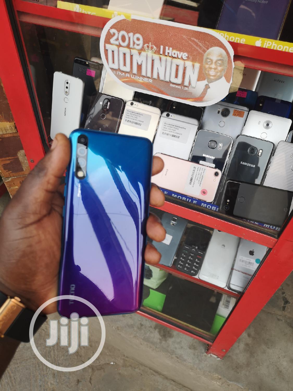 Tecno Phantom 9 128 GB Blue