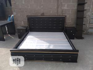 (6×6) High Quality Bedframe | Furniture for sale in Lagos State, Amuwo-Odofin