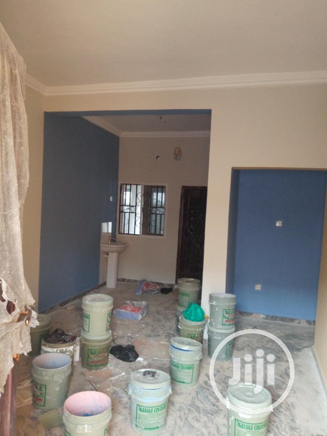 Brand New 2bedroom With Good Light In New Rd Off Ada George   Houses & Apartments For Rent for sale in Port-Harcourt, Rivers State, Nigeria