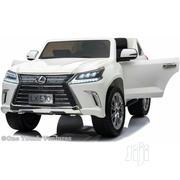 Premium Lexus LX570 Double Seat Ride on for Kids - White | Toys for sale in Lagos State, Surulere
