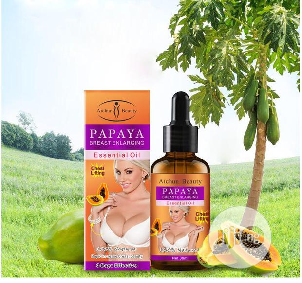 Breast Enlargement Oil