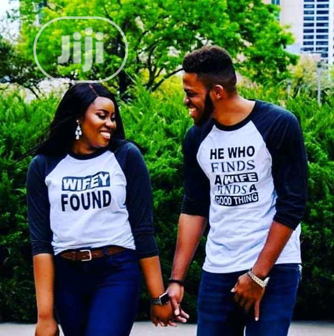 Archive: Customized Couples T-shirts