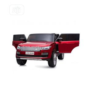 Luxury Red Range Rover Kids Ride Car | Toys for sale in Lagos State, Lekki