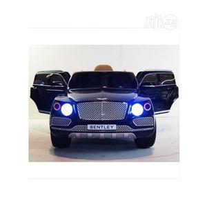Black Bentley Bentayga Ride on Fun Car for Kids | Toys for sale in Lagos State, Lagos Island (Eko)