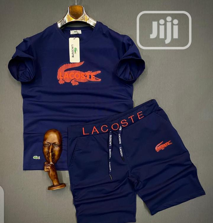 Authentic Lacoste Up Down Short Nicker | Clothing for sale in Alimosho, Lagos State, Nigeria