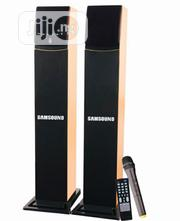 Samsound 2.2 Bluetooth Powerful Home Theater With Mic   Audio & Music Equipment for sale in Lagos State, Amuwo-Odofin