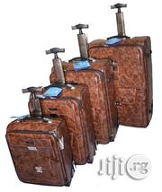 Sensamite 4set Leather Luggage | Bags for sale in Lagos State