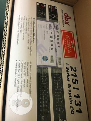 Dbx 215 Equalizer | Audio & Music Equipment for sale in Lagos State, Ojo