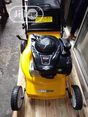 Global Power Lawn Mower With Dirt Collector Bag | Garden for sale in Lagos State, Ajah