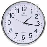 Spy Wall Clock Wireless HD Camera | Security & Surveillance for sale in Lagos State, Ojo