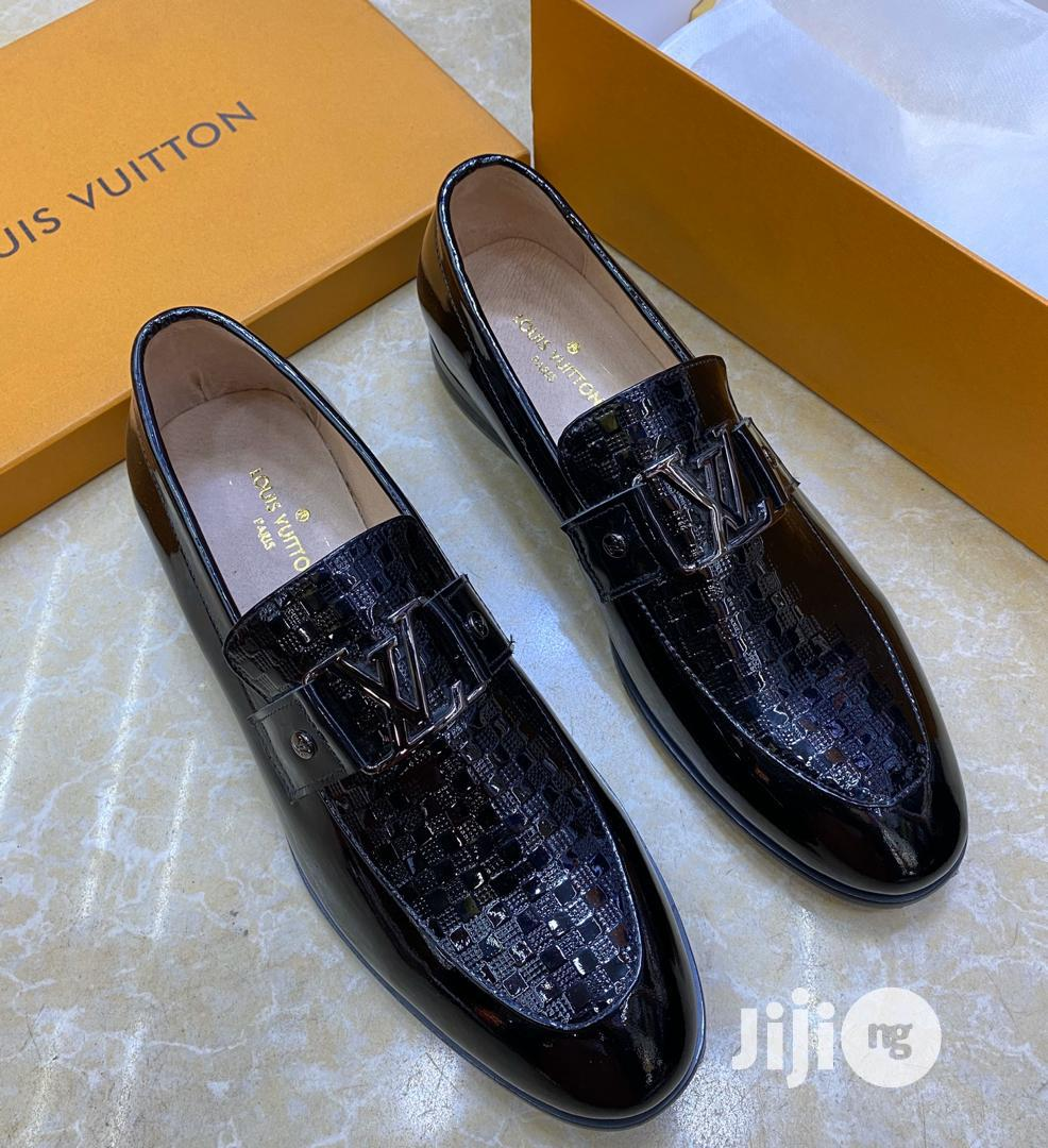 Classic Men Shoes Collection (Louboutin, Louis VUITTON Gucci Design | Shoes for sale in Lagos Island (Eko), Lagos State, Nigeria